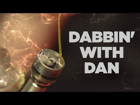 Dabbin' With Dan Episode 1 - The Honey Straw Sponsored By Houdini's Smoke Shop