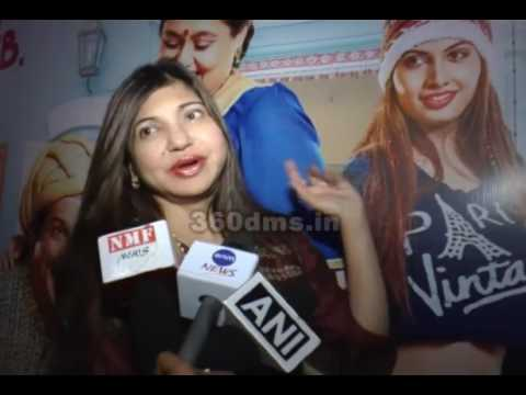 Alka Yagnik Talks About Her Song in Gujarati Movie Carry On Kesar
