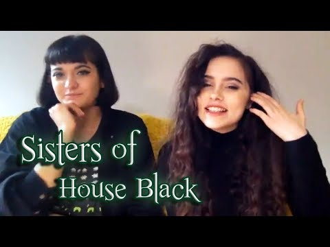 Bellatrix and Andromeda Actors Q&A Livestream- Sisters of House Black | An Unofficial Fan Film