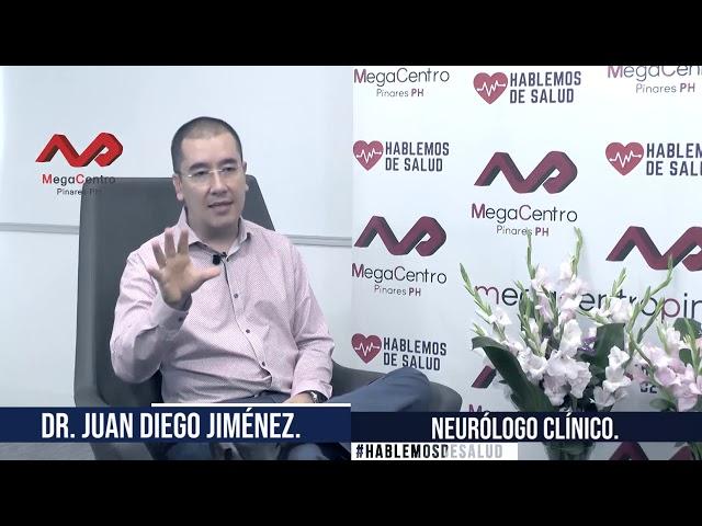 Dr  JUAN DIEGO JIMÉNEZ   LA DEMENCIA