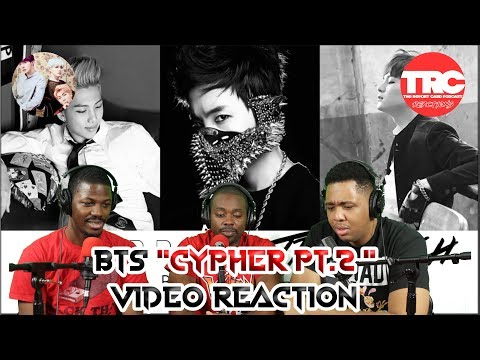 BTS Cypher Pt. 2 Video Reaction