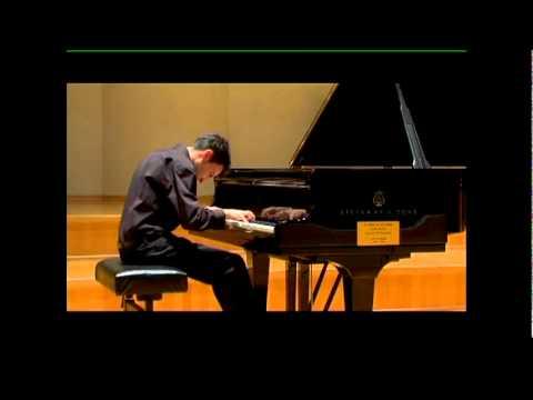 Bach Partita no.5 in G major (Victor Stanislavsky)