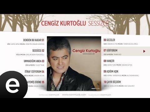 Gidiyorum (Cengiz Kurtoğlu) Official Audio #gidiyorum #cengizkurtoğlu