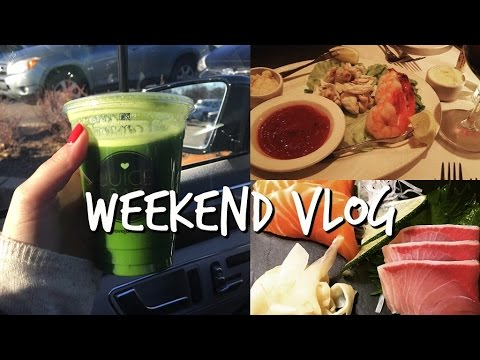 Weekend Vlog | HYDRAFACIAL, SHOPPING, AND VALENTINE'S DAY
