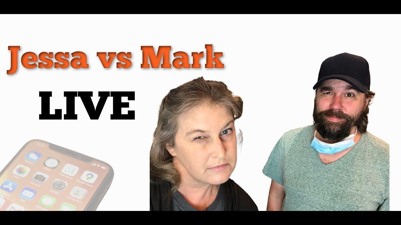 iPhone Repair for Data Recovery--Jessa versus Mark