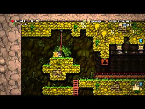 Spelunky Daily 03/26/2015 -