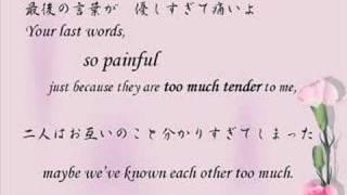 Oku Hanako 楔 Kusabi with English lines