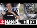Carbon MTB Wheels In The Workshop & On The Trail   GMBN's First Look At The ENVE M6 & M7 Series Rims