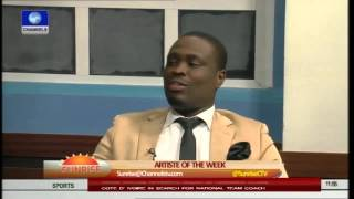 Singer, Nosa Renders 'Why You Love Me So' On Sunrise 06/06/15