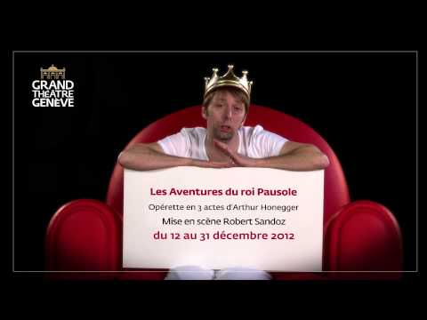 Les Aventure du roi Pausole - WEB SERIE 01