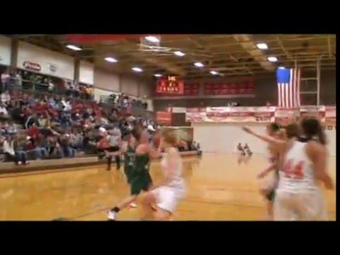 Wyoming High School Basketball - 4A Regionals