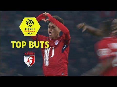 Top 3 buts LOSC | saison 2017-18 | Ligue 1 Conforama