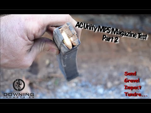 AC Unity MP5 Magazine Test, Part 2