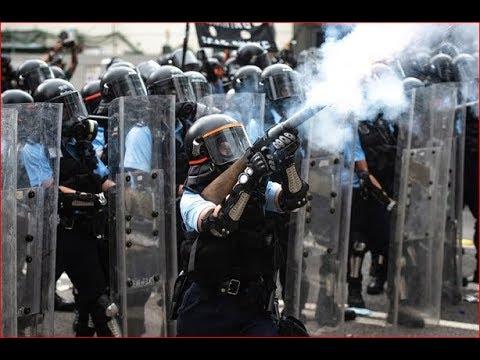 《石涛评述》香港动荡 贸易战 称帝庆典四中全会习近平要干嘛?