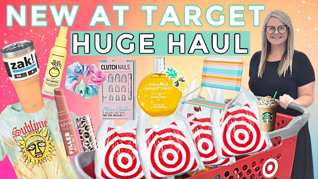 HUGE TARGET HAUL 2020 // TARGET SHOP WITH ME // SUMMER FASHION 2020  @Target