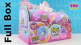Pikmi Pops DoughMis Jelly Filled Squishy Surprise Donut Plushies Toy Opening | PSToyReviews
