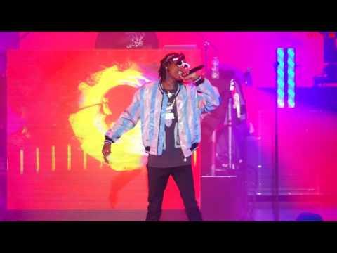 Wiz Khalifa (Live) - Mt. Kushmore Concert | BREALTV