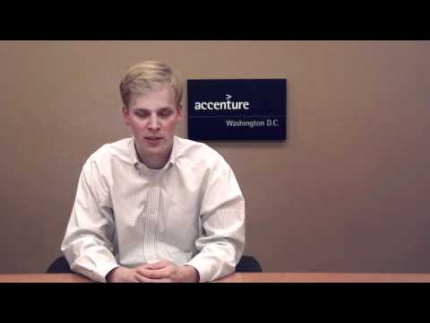 Campus Recruiting Process: Accenture Career Advice