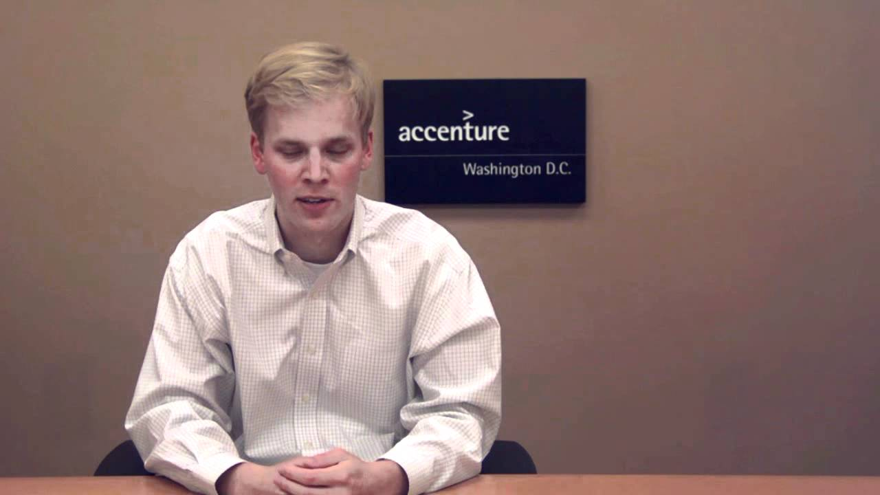Campus Recruiting Process: Accenture Career Advice