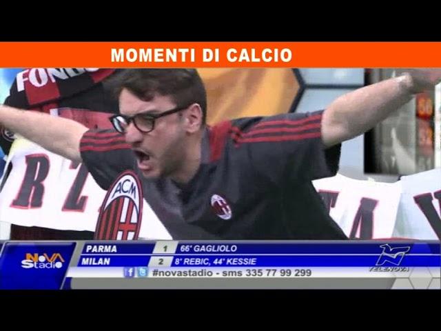 Parma - Milan 1-3