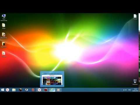 Как пользоваться программой видео Video Wallpaper