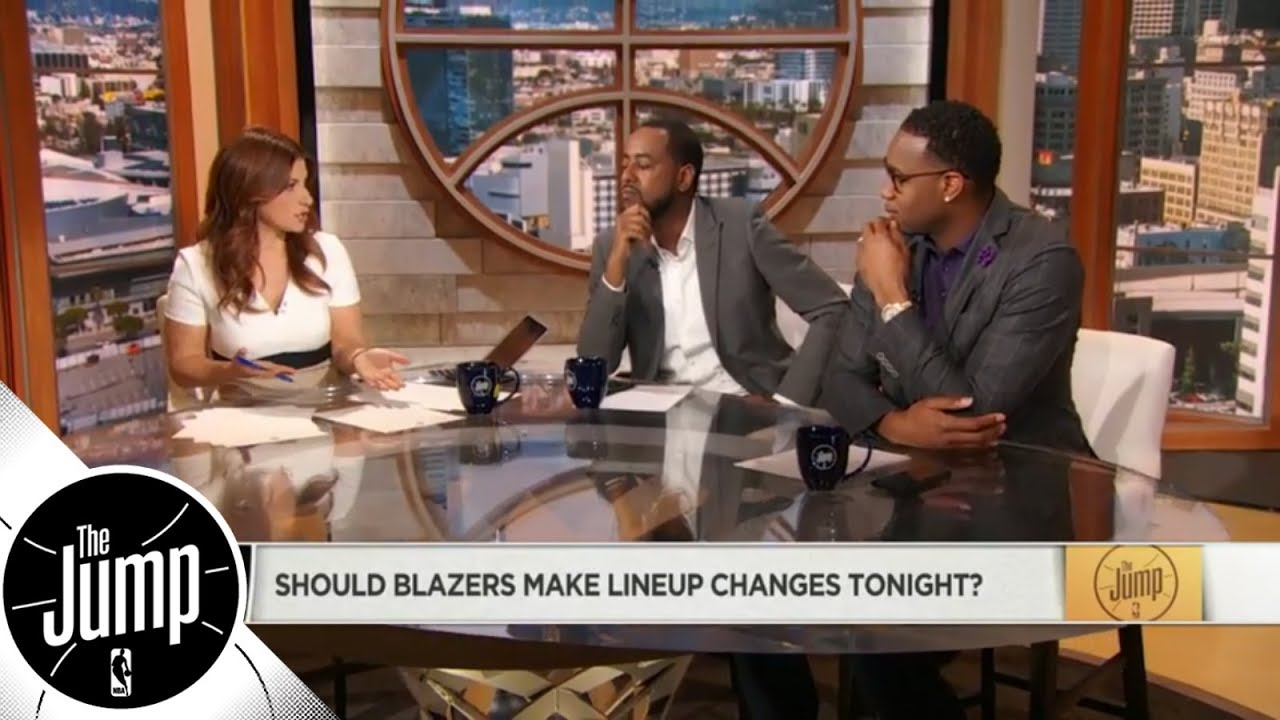 The Jump crew: Damian Lillard isn't just getting shut down by Jrue Holiday | The Jump | ESPN