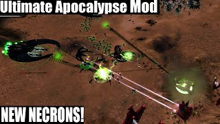 NEW NECRONS! Ultimate Apocalypse Mod The Hunt Begins