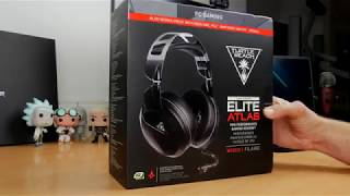 Turtle Beach Elite Atlas Pro unboxing and overview