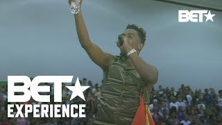 Desiigner Performs Panda, Timmy Turner, & more at BETX Celebrity Basketball Game Presented By Sprite