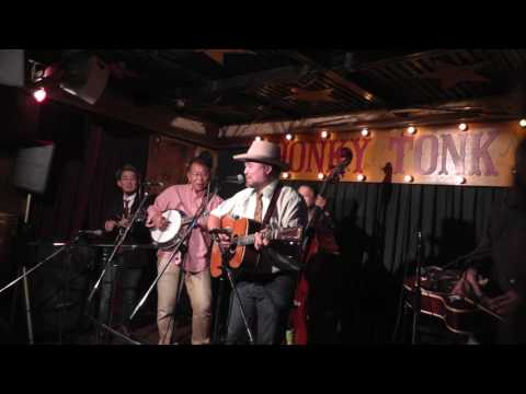 Pete Denahy and Maedolin with Friends at Kyoto Honky Tonk 2016