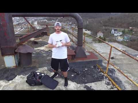 Exploring an Abandoned Silo in Cincinnati