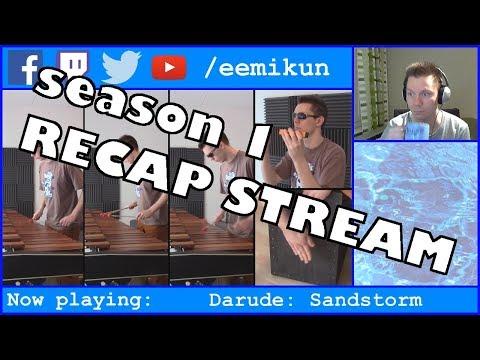 Season 1 recap stream VOD