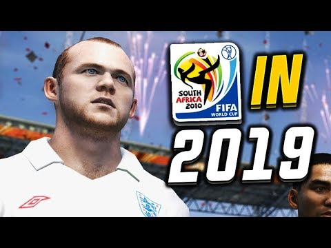 2010 World Cup South Africa but it's in 2019...