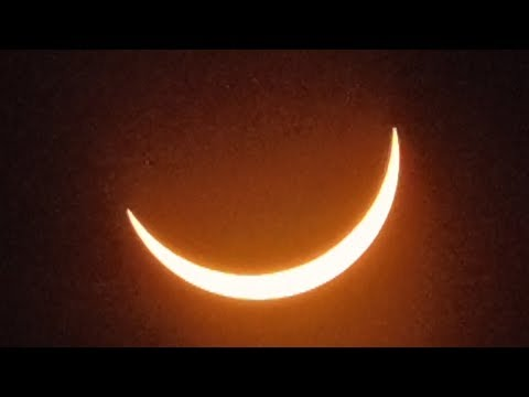 2017 Solar Eclipse Seneca MO Central USA