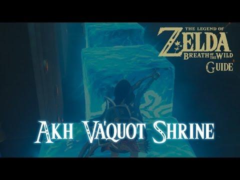 The Legend of Zelda: Breath of The Wild - Akh Va'quot Shrine [Guide] [Switch]