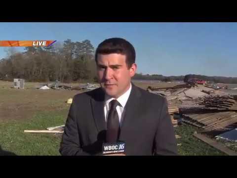 4/16/19 Tornado Coverage: Day 2