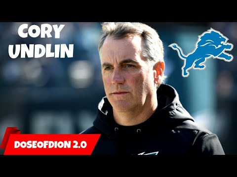 Who Is Cory Undlin?! Lions New Defensive Coordinator! Detroit Lions Talk