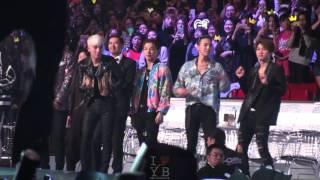 MAMA2015 - PSYSTAGE WITH BIGBANG