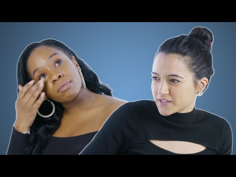 Best Friends Get Brutally Honest about Race | The Scene