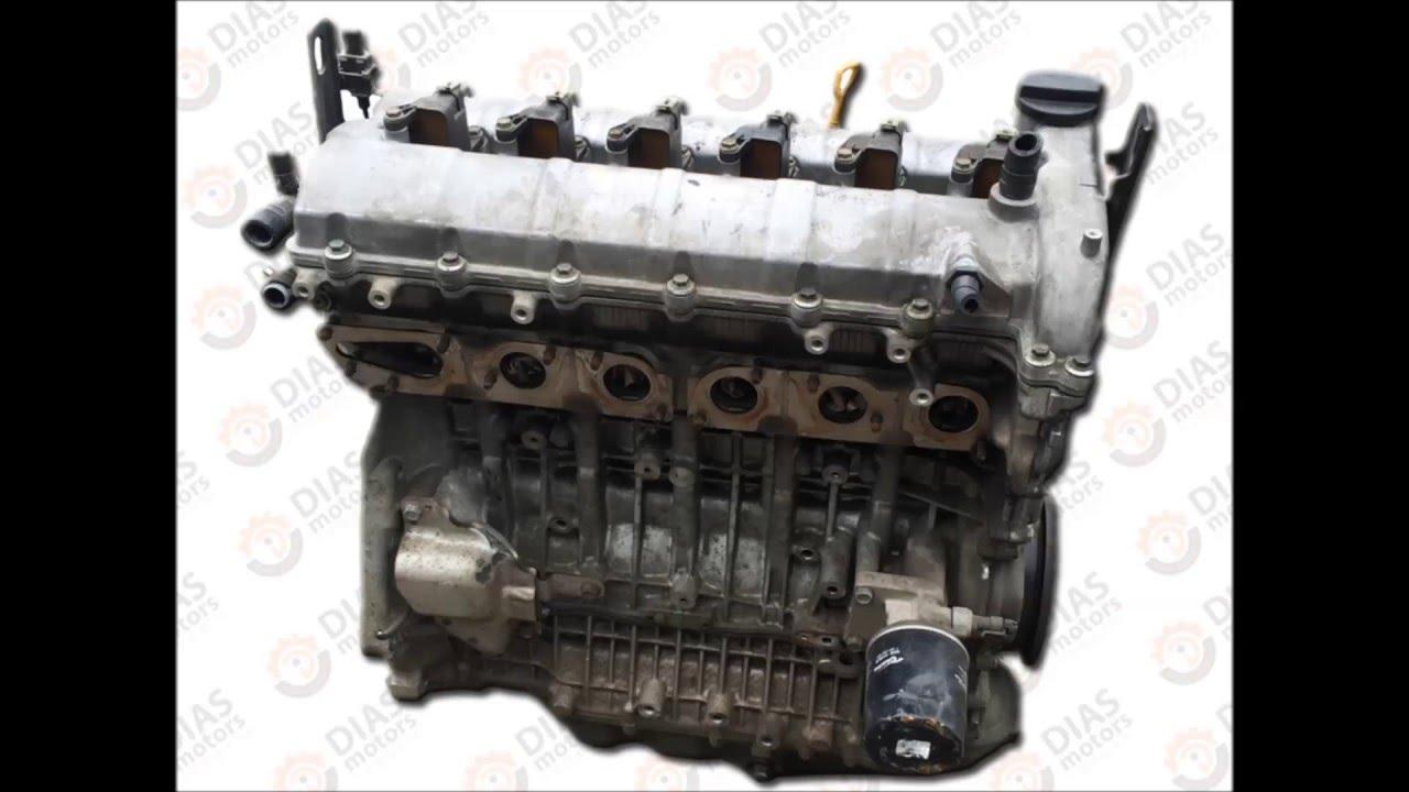 Контрактный бу двигатель X20D1 на Chevrolet Epica