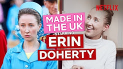 From Football To The Crown: This Is Erin Doherty Our New Princess Anne | Made in the UK