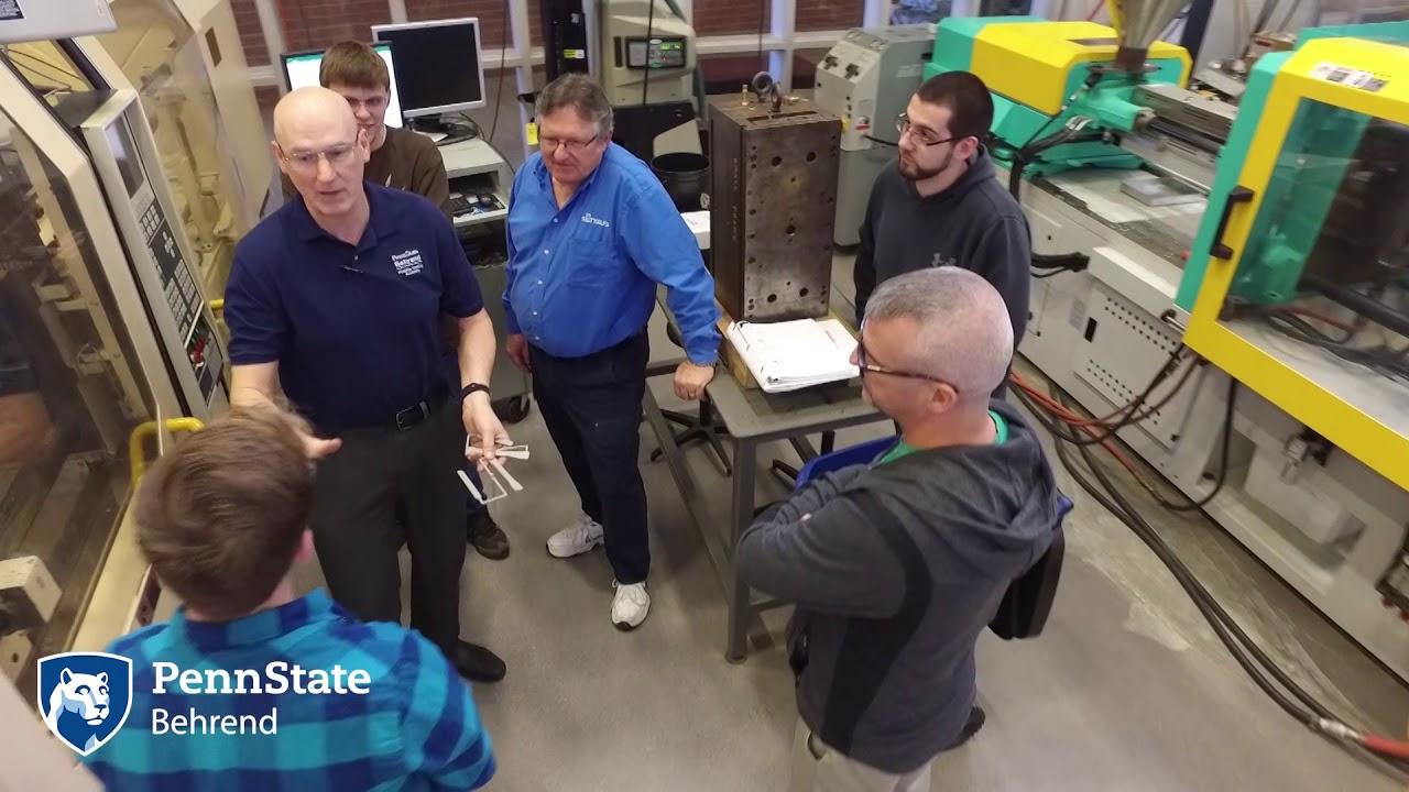 Plastics Training Academy at Penn State Behrend