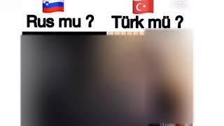 Unut Beni Ay ay ay Şarkısını Kim Daha güzel söyliyor ( TÜRK MÜ ?  RUS MU ? ). Seçim Sizin ?