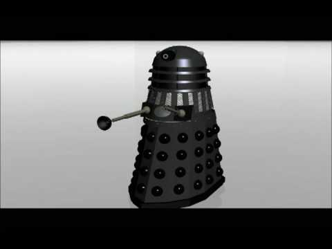 Dalek Exterminate - YouTube