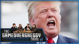 Casting The Uncharted Movie and Donald Trump - The GameOverGreggy Show Ep. 128