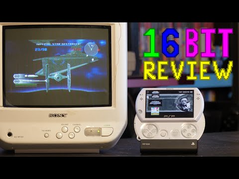 Star Wars Battlefront II PSP Review - 16 Bit Game Review