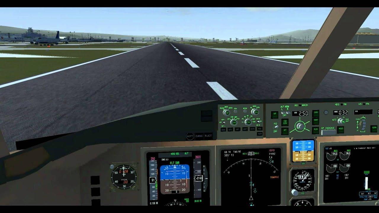 flightgear 2.8