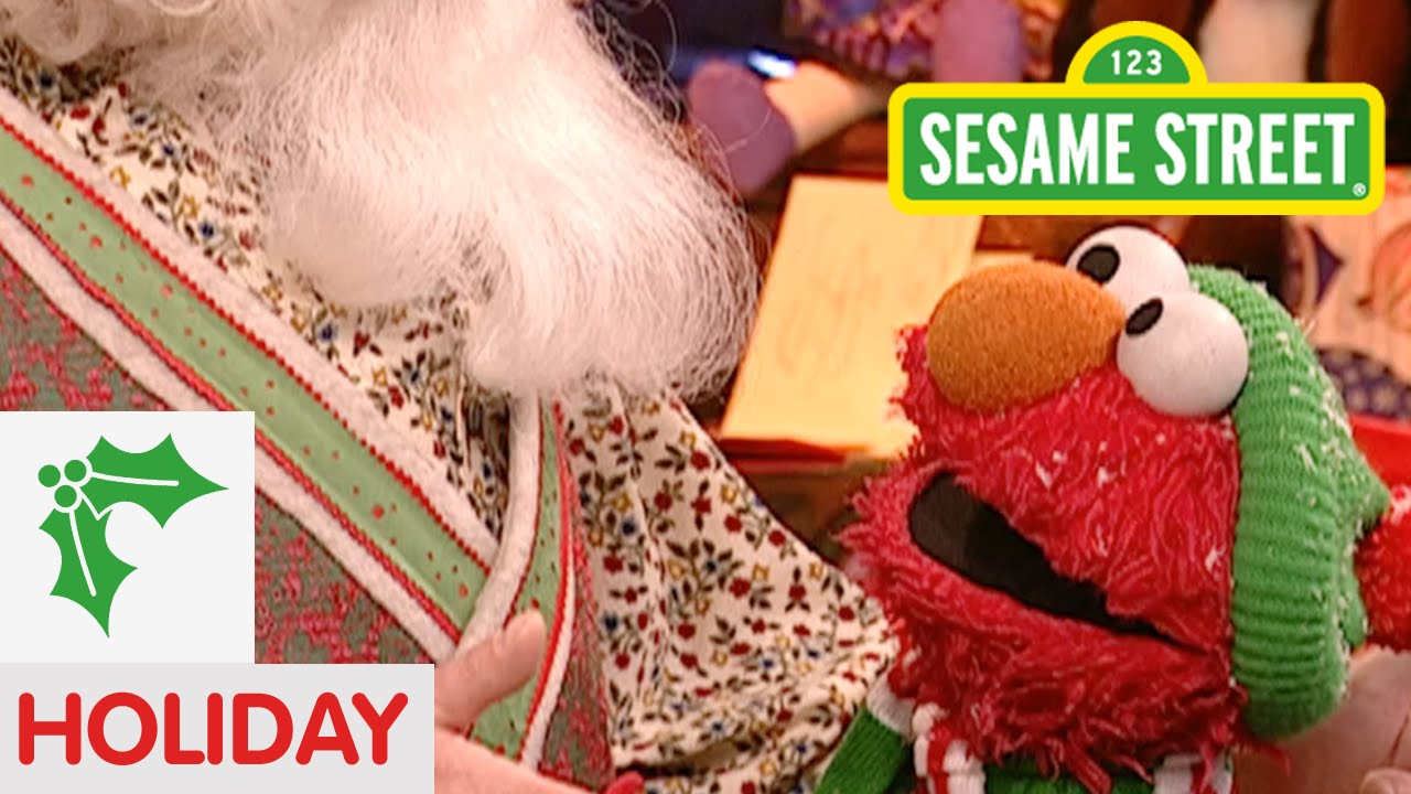 Sesame Street: Elmo's World Holiday - YouTube