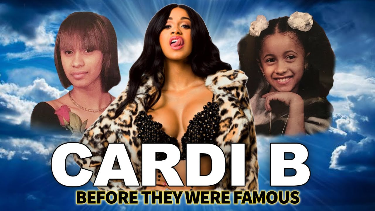 Cardi B S Tattoos Were On Display At The Vmas: EPIC Before They Were Famous
