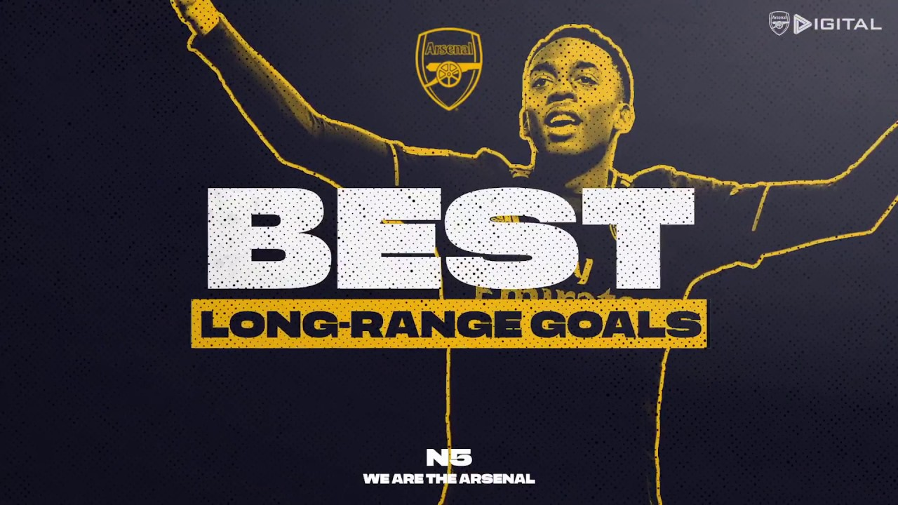 🗑 TOP BINS! | Arsenal's best long-range goals | Cazorla, Henry, Podolski and more